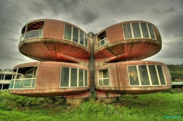 UFO Haus in Taiwan