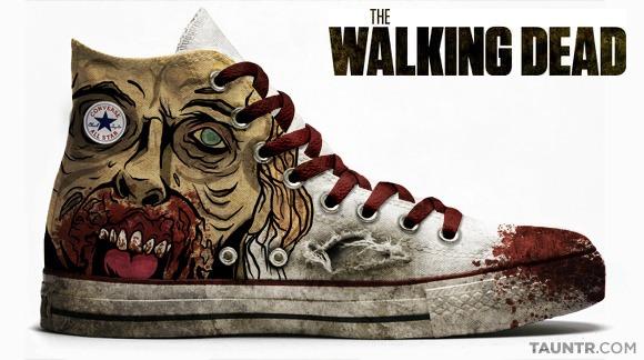 Walking Dead Sportschuhe
