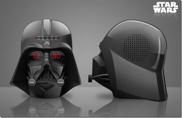 Wecker Darth Vader