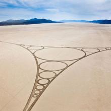 Zeichnungen auf dem Sand 22