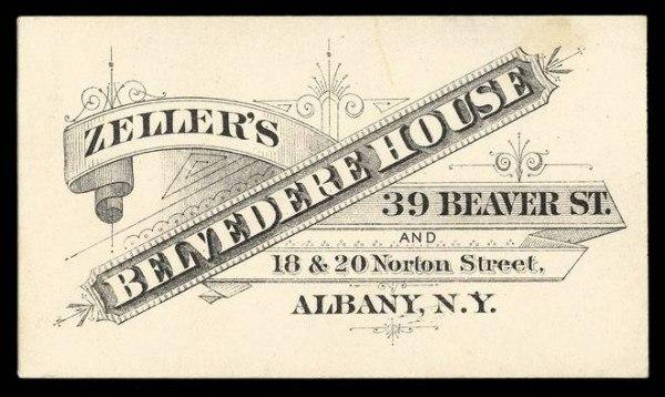 Zeller's Belvedere House