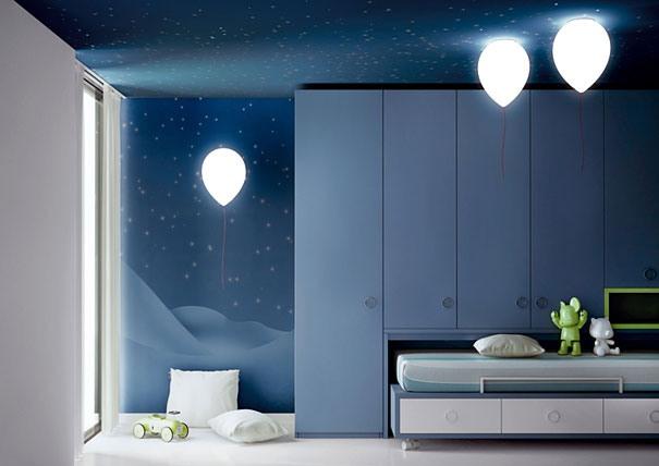balloon1 Kreative Beleuchtung im Haus 02