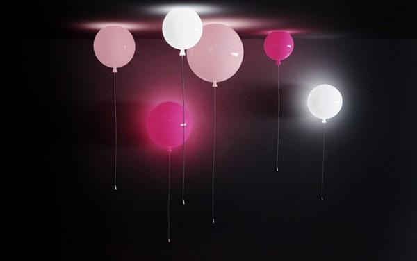 balloon2 Kreative Beleuchtung im Haus 03