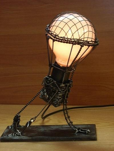balloon_ Kreative Beleuchtung im Haus 01
