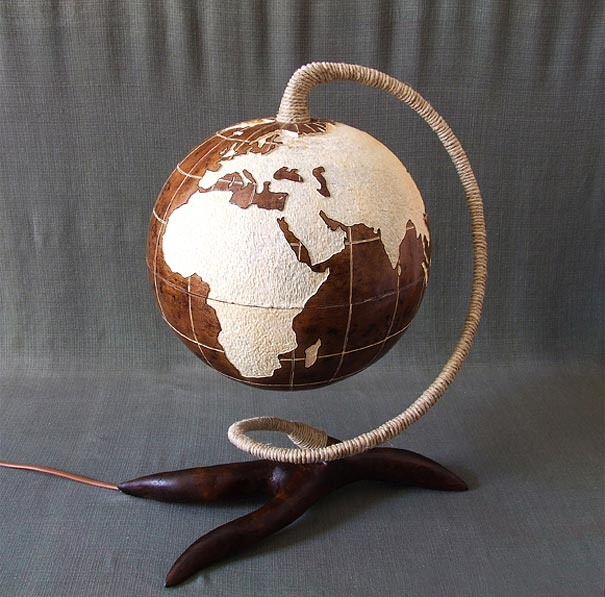 globus1 Kreative Beleuchtung im Haus 12