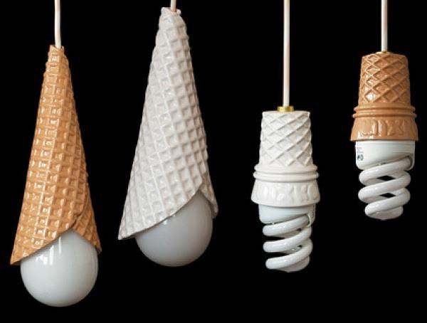 ice Kreative Beleuchtung im Haus 18