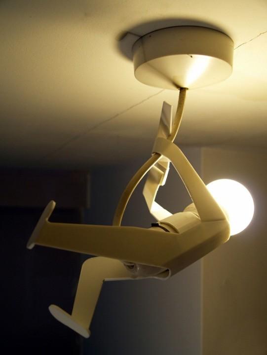 man2 Kreative Beleuchtung im Haus 21
