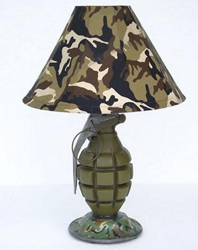 militari Kreative Beleuchtung im Haus 24