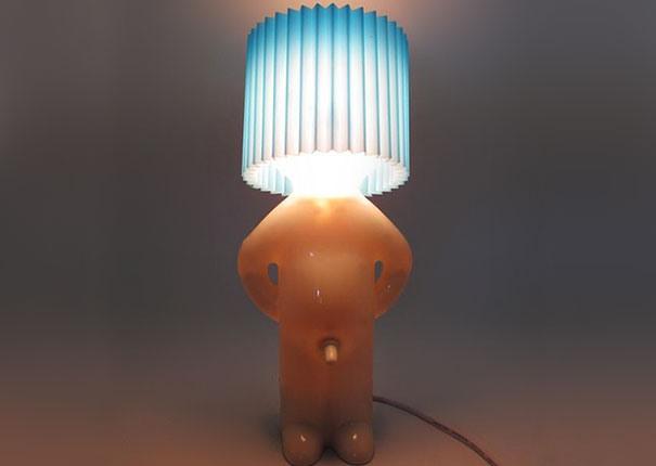 mrblamp Kreative Beleuchtung im Haus 25