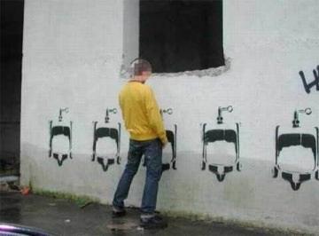 seltsamsten kreative Toilette 03