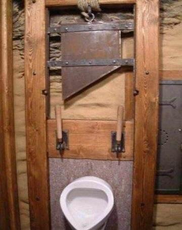 seltsamsten kreative Toilette 06