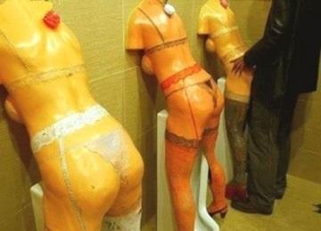 seltsamsten kreative Toilette 08