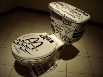 seltsamsten kreative Toilette 15