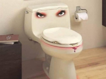 seltsamsten kreative Toilette 19