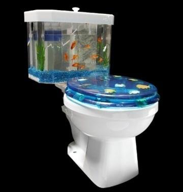seltsamsten kreative Toilette 20