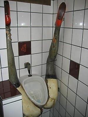 seltsamsten kreative Toilette 22
