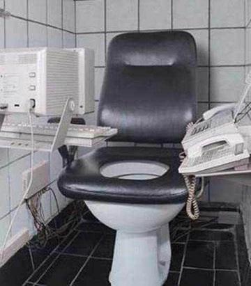 seltsamsten kreative Toilette 23