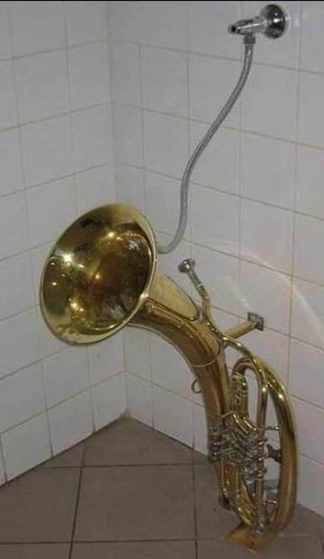 seltsamsten kreative Toilette 24