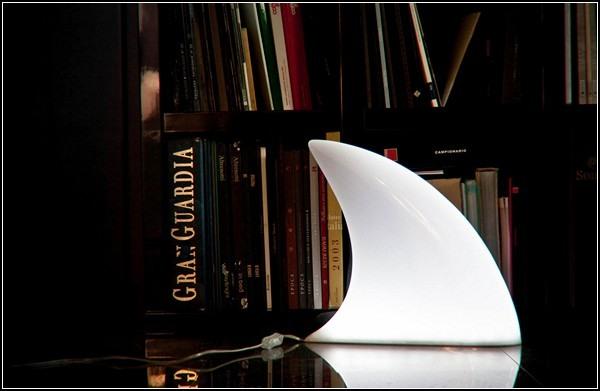 shark Kreative Beleuchtung im Haus 27