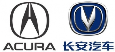 Acura (aus Japan) und Changan (China)
