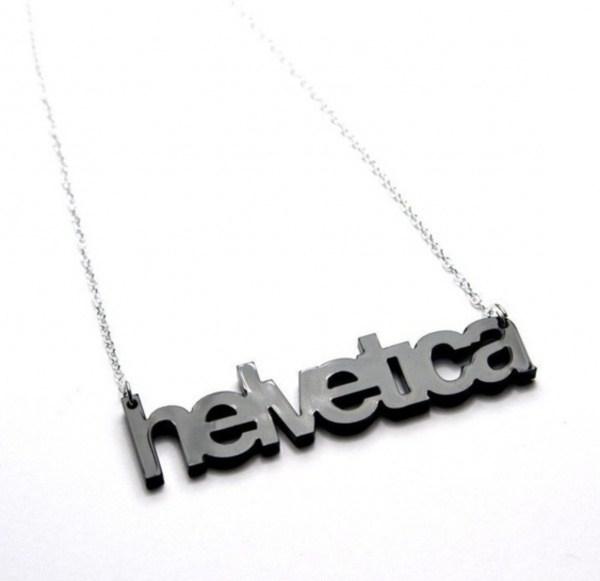 Anhaenger Helvetica