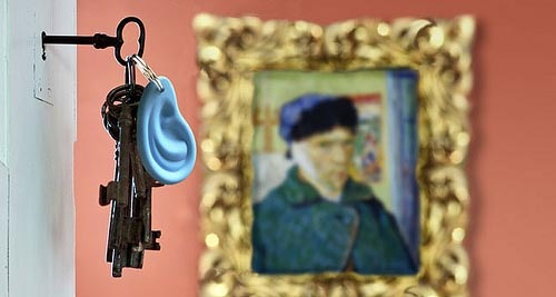 Anhaengsel van Goghs Ohr