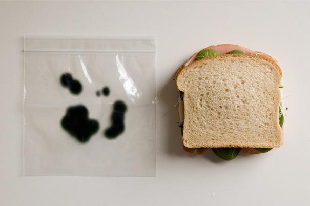 Anti-Diebstahl Taschen fuer das Mittagessen 1