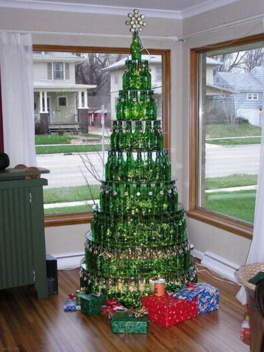 Baum mit Bier