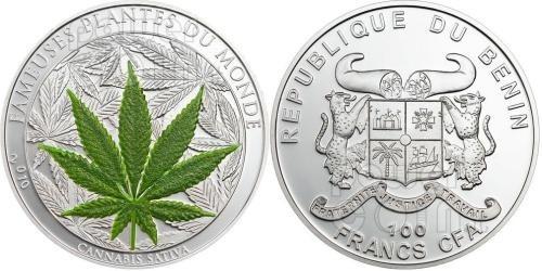 Benin, 2011, 100 Franc 1