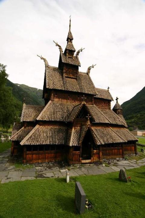Borgund Stavkirche