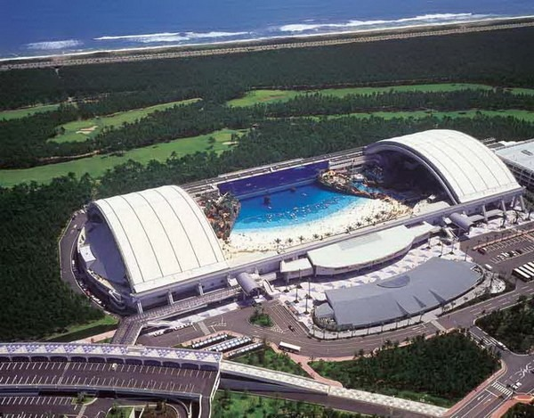 Der weltweit groesste Aquapark