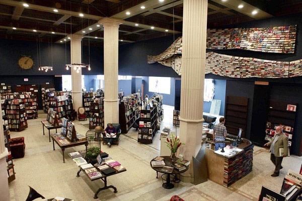 Die letzte Buchhandlung