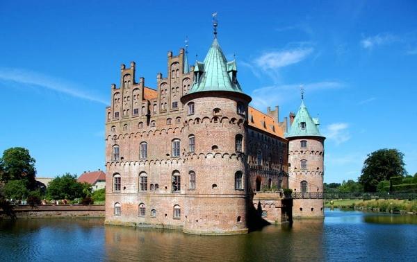 Egeskov Schloss