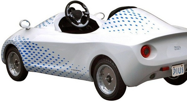 Elektromobil Pius