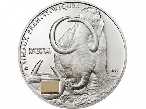 Elfenbeinkueste, 2010, 1000 Franken