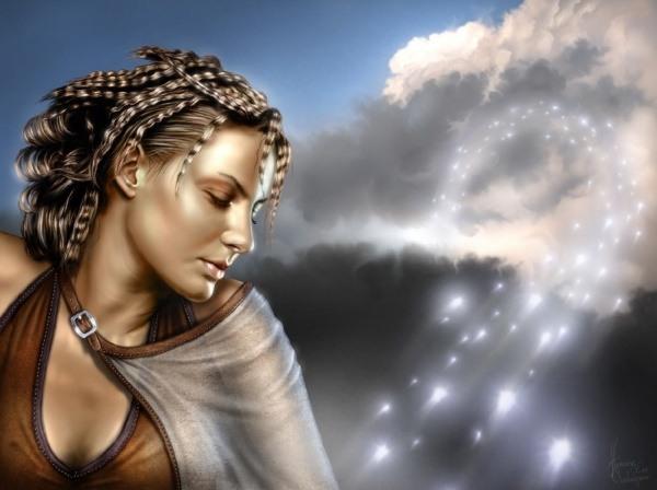 Frauenbilder von zeitgenoessischen Kuenstlern  15