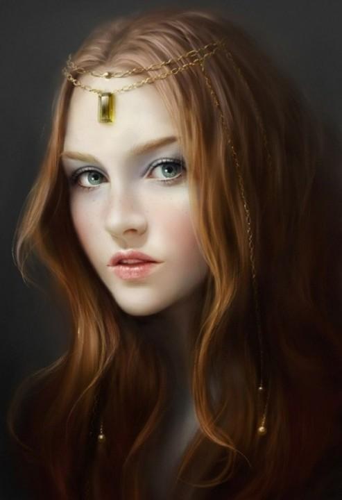 Frauenbilder von zeitgenoessischen Kuenstlern  17
