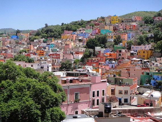 Guanajuato Mexiko