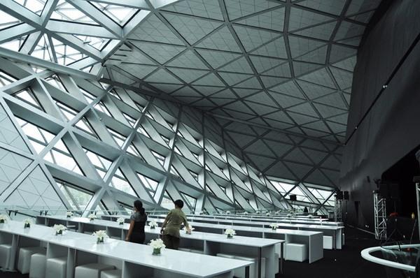 Guangzhou Opernhaus 1