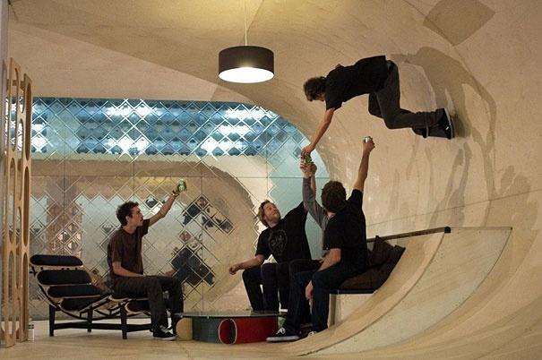 Haus fuer Skateboarding 1