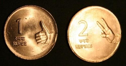 Indien Rupie