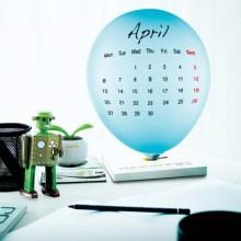 Kalender-Ball