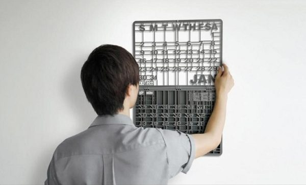 Kalender-Modellbausaetze
