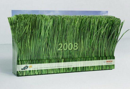 Kalender-Rasen