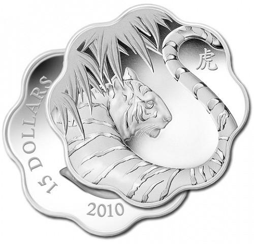 Kanada, 2010, 15 Dollart