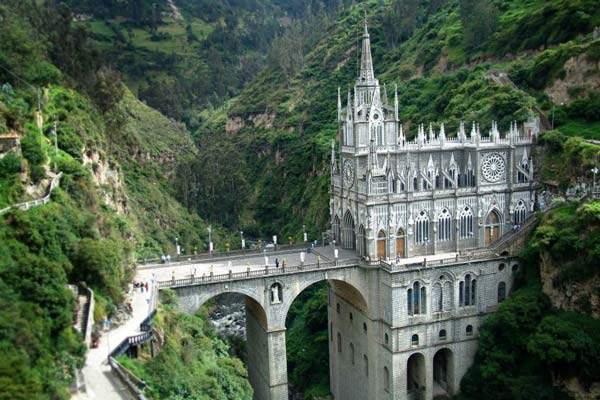 Kathedrale von Las Lajas