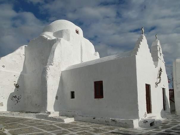 Kirche Paraportiani