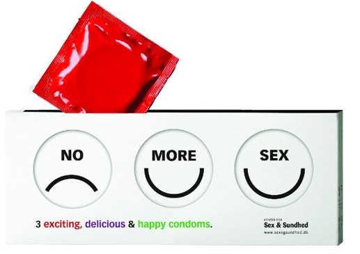 Kondome No more sex 2