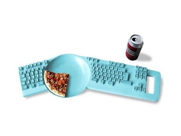 Konzeptionelle Tastatur fuer diejenigen