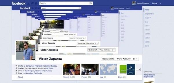 Kreatives Design fuer Facebook-Seite 1